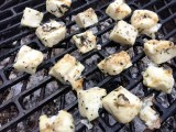 Halloumi Cheese on the Barbecue